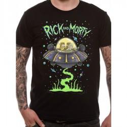 Men T-shirt Rick and Morty...
