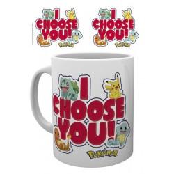 Pokemon Mug I Choose You...