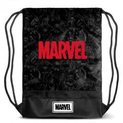 Marvel logo gym bag 50x35 cm