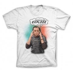 Men T-shirt Big Bang Theory...