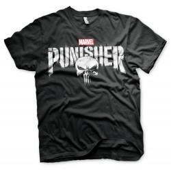 Men T-shirt Marvel PUNISHER...