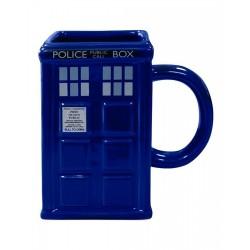 Doctor Who 3D mug Tardis...