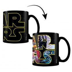 Star Wars Logo Characters...