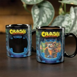 Crash Bandicoot Heat Change...