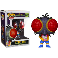 Pop figure The Simpsons Fly...