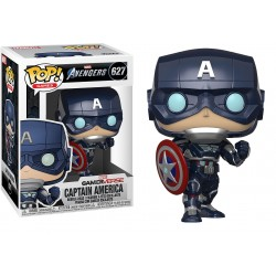 POP Marvel: Avengers Game -...