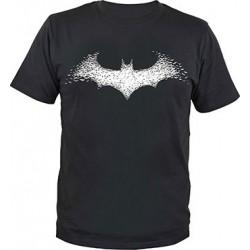 Men T-shirt Batman Batarang...