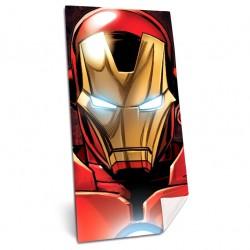 Marvel Iron Man beach towel...