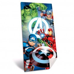 Marvel Avengers beach towel...